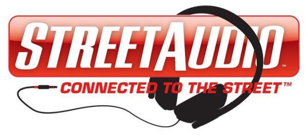 StreetAudio 4C Gloss Logo Headphones