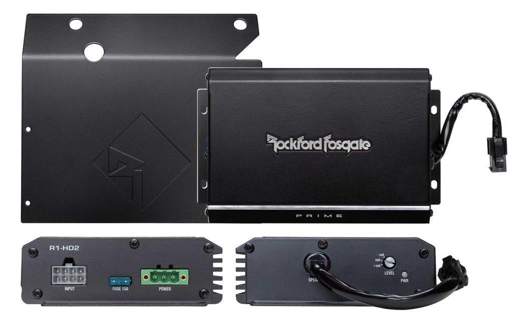 HD2アンプ一式